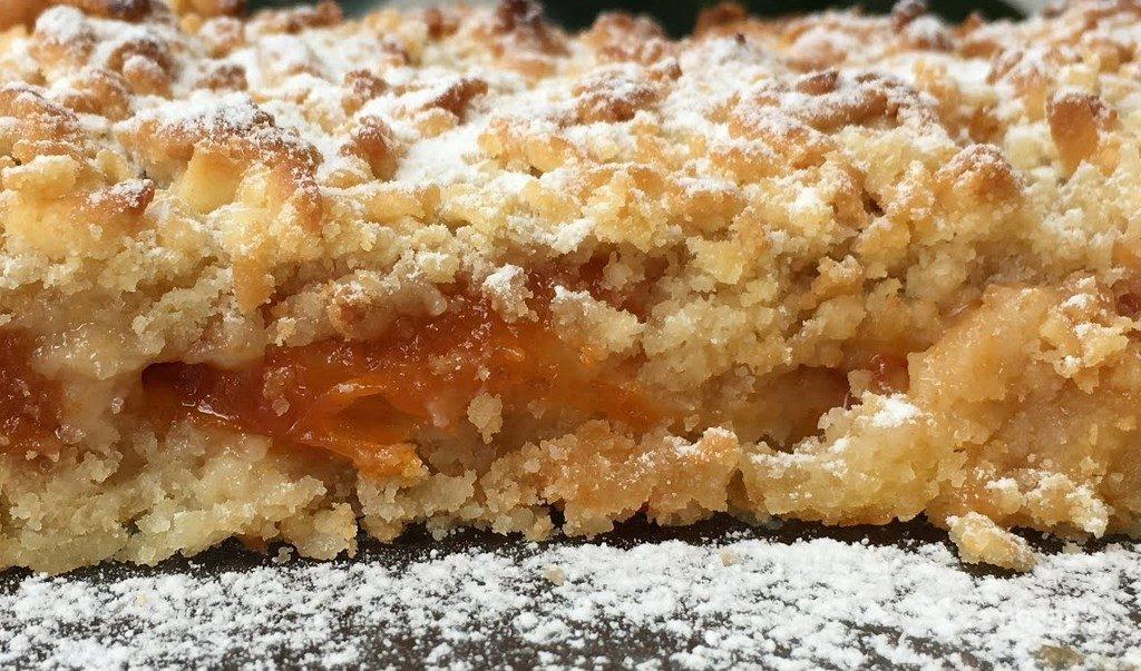 Обалденный тертый пирог