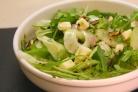 Салат с фенхелем и яблоком