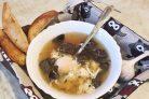 Яичный суп из Андалусии