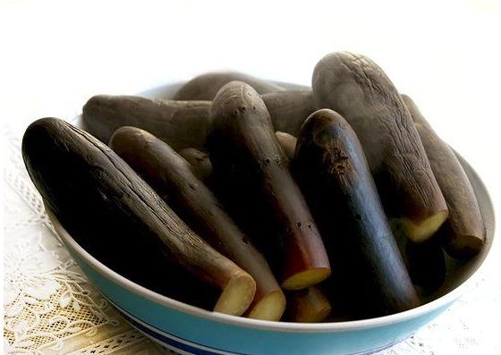 Рецепт Маринованные баклажаны с морковкой