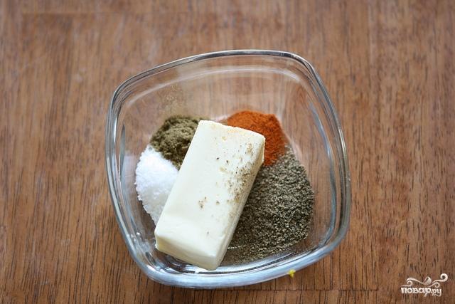 Индейка с картофелем в духовке - фото шаг 6