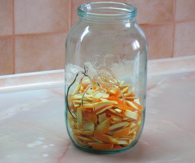 Рецепт Самогон из апельсинов