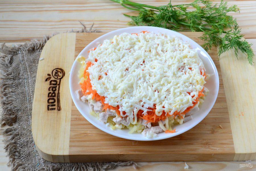 Первая любовь салат рецепт
