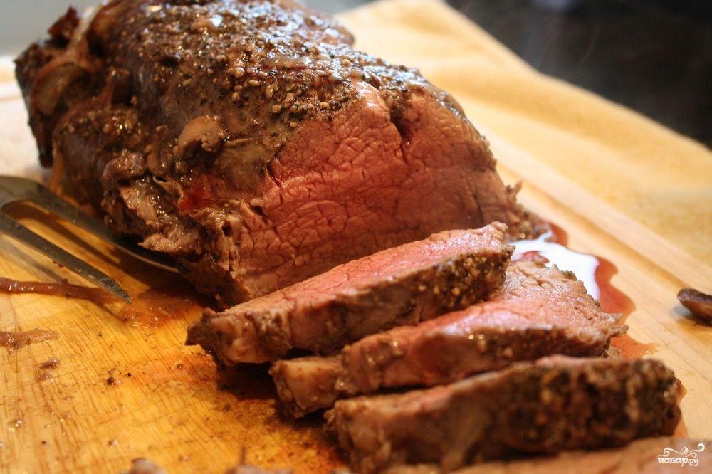 Рецепт Ростбиф из говядины