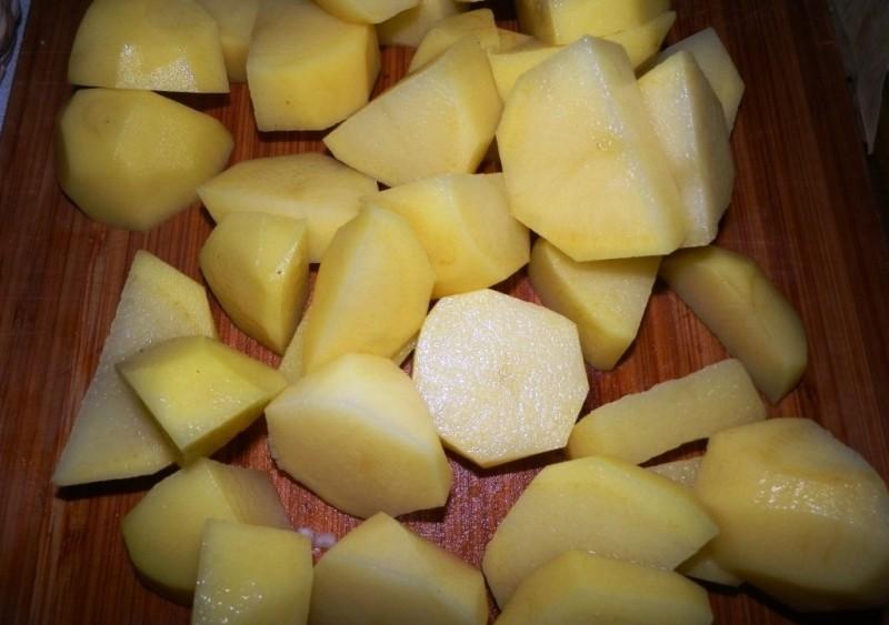 Вегетарианский бигус - фото шаг 5