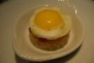 Канапе из яиц на завтрак