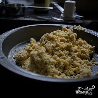 Ореховые коржики - фото шаг 4