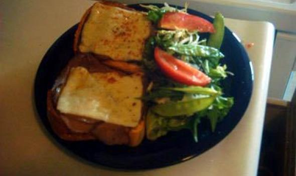 Бутерброды Ростбиф Азиаго