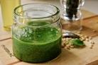 Аджика из зеленых помидоров