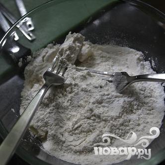 """Масляное печенье """"Традиционное"""" - фото шаг 1"""
