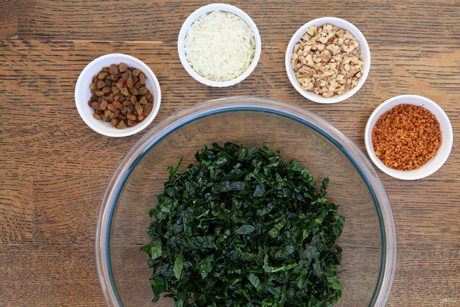 рецепт салата из китайской капусты с сухариками