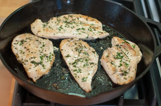 Куриное филе по-тоскански - фото шаг 3