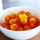 Рецепт Бручетта с помидорами черри и базиликом