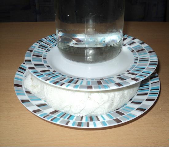 Сыр из козьего молока в домашних условиях - фото шаг 3