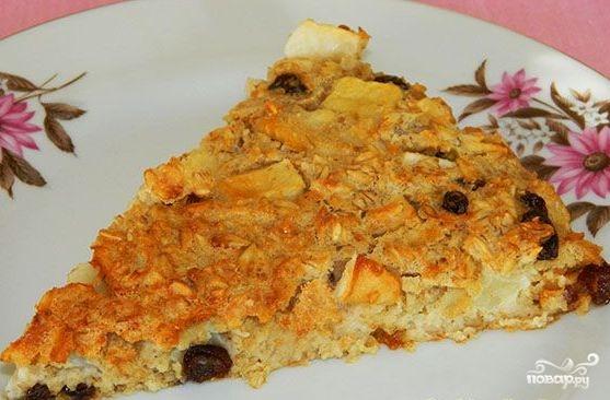 Пирог из геркулеса