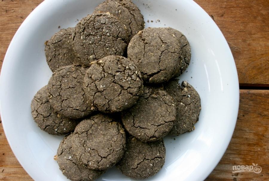 Гречневое печенье - фото шаг 4