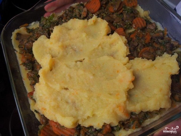 Постная запеканка из овощей - фото шаг 5