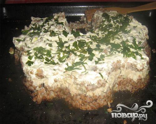 Рецепт Гречники