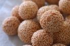 Кунжутные шарики