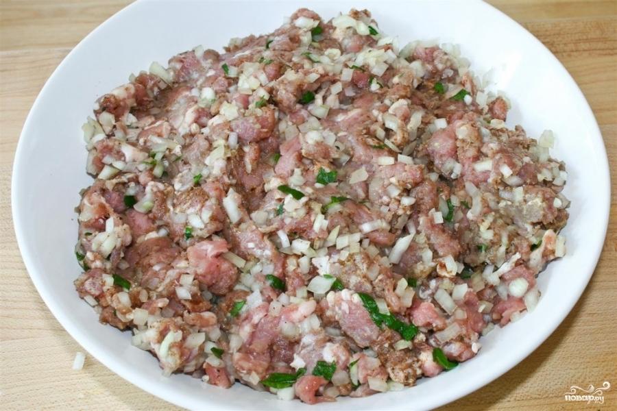 Рецепт Кебаб из баранины