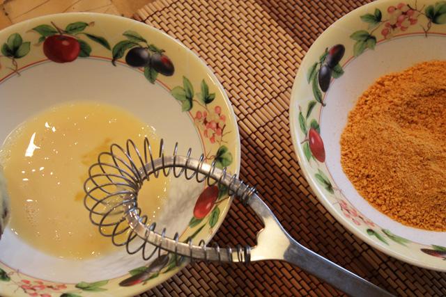 Картофельные котлеты в духовке - фото шаг 7