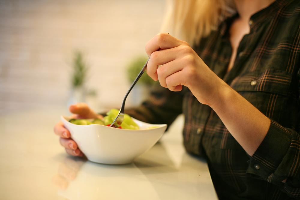 Прием диетической пищи