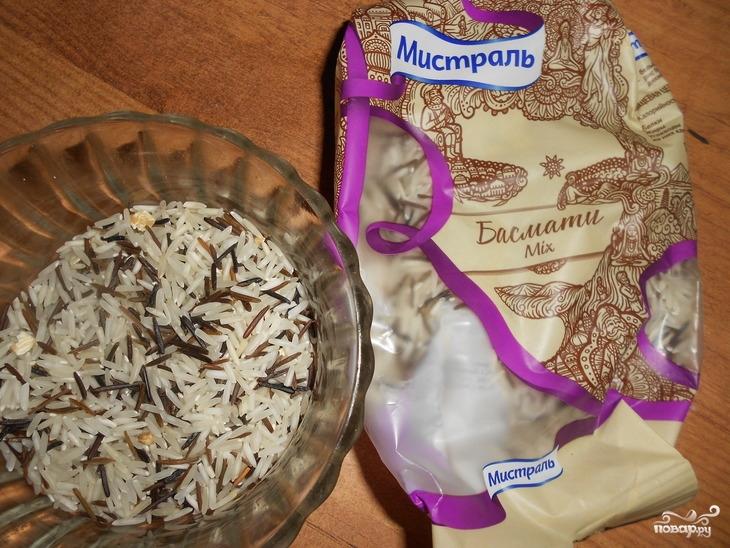 Куриные ножки с рисом в рукаве - фото шаг 3