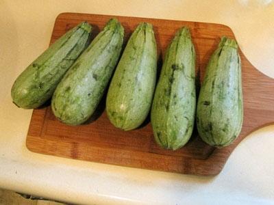 Рецепт Блинчики из кабачков и манки
