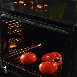 Линь с запеченными помидорами и перцами - фото шаг 1
