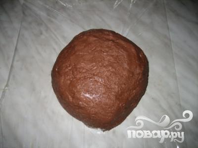 Печенье Шоколадная фантазия - фото шаг 4