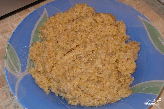 Рецепт Пшеничная каша