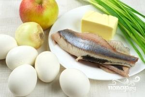 Рецепт Форшмак из селедки