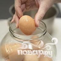 Маринованные яйца - фото шаг 3