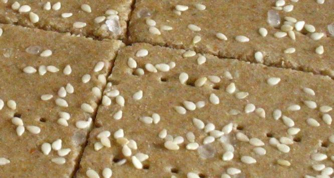 Ржаные хлебцы - фото шаг 4