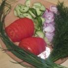 Рецепт Салат со скумбрией