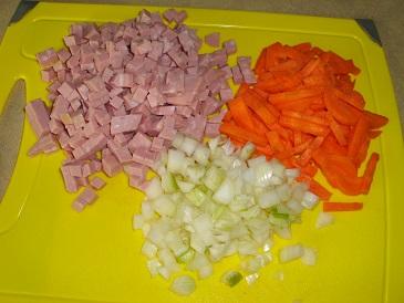 Рецепт Колбасный суп