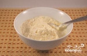 Шампиньоны с сыром в духовке - фото шаг 2