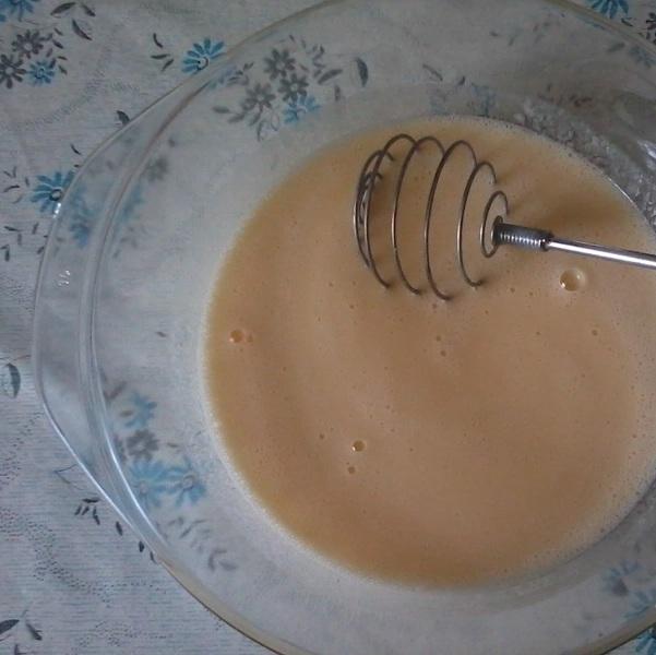Рецепт Бисквит со смородиновым вареньем