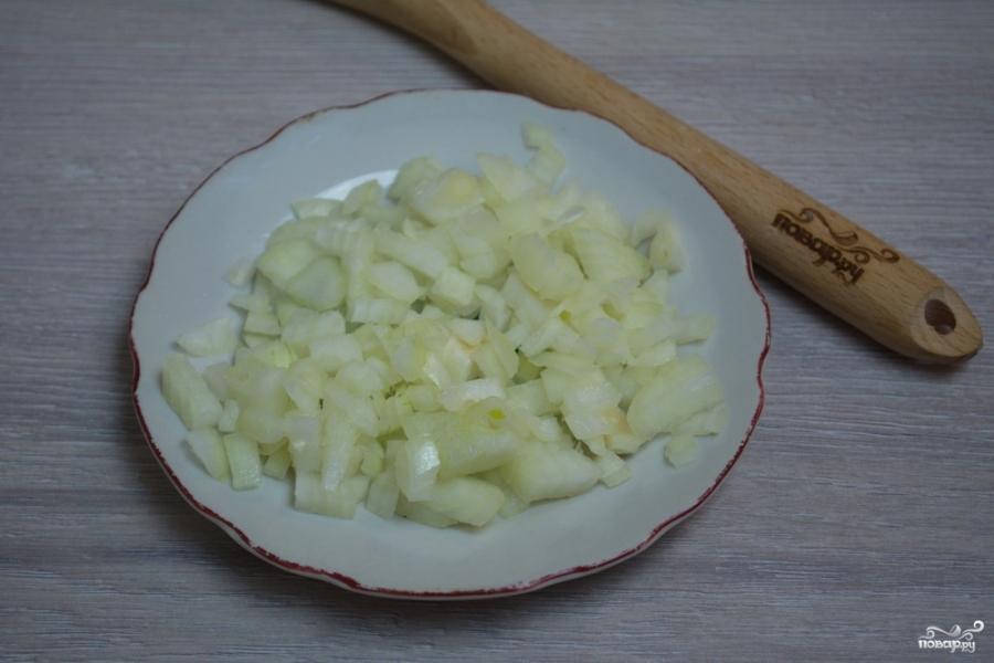 Куриный суп с лапшой - фото шаг 2