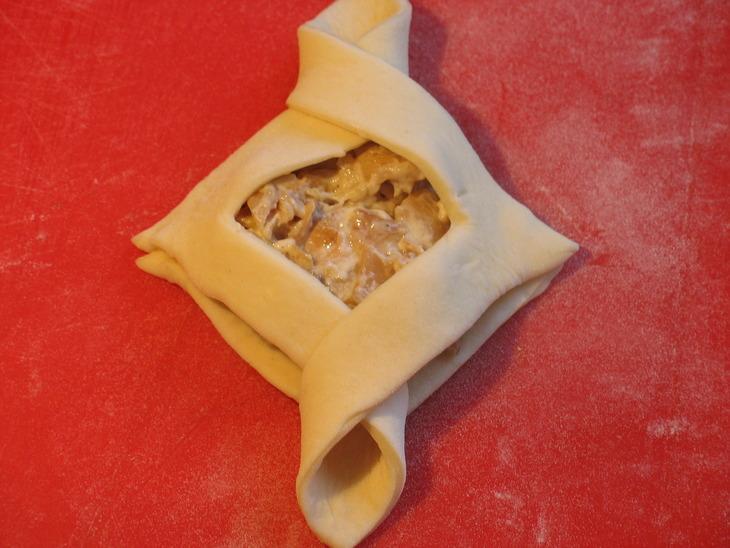 Грибные пирожки - фото шаг 4