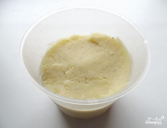 Картофельный хлеб в хлебопечке - фото шаг 2
