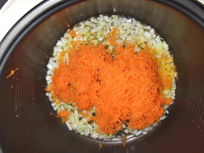 как приготовить капусту в мультиварке редмонд