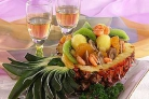 Фруктовый салат Экзотика