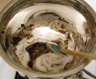 Суфле из черного шоколада - фото шаг 6