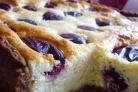 Пирог с творогом из бездрожжевого теста
