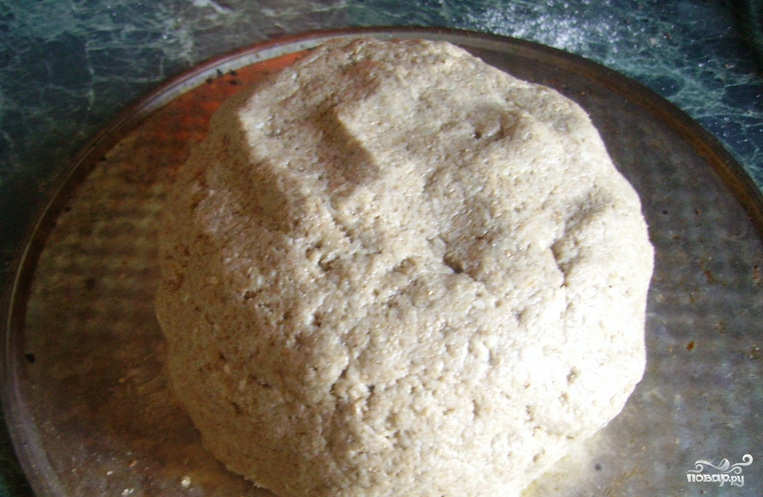 Бездрожжевой ржаной хлеб - фото шаг 2