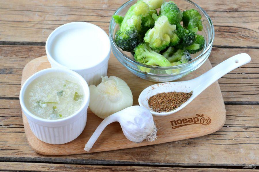 как приготовить суп с броколи для ребенка
