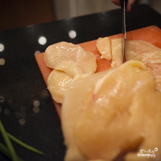 Курица в соусе по-китайски - фото шаг 2