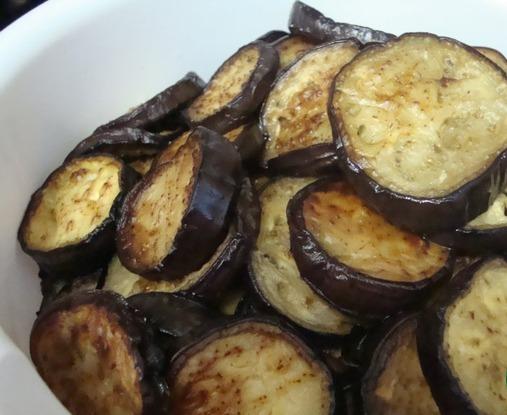 Рецепт Баклажаны консервированные на зиму