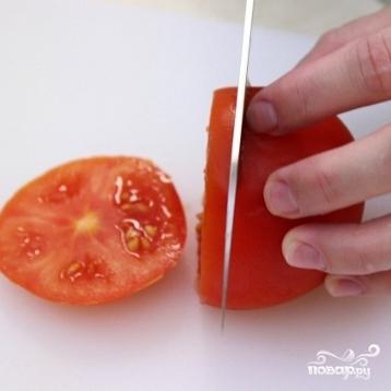 Рецепт Помидоры с майонезом и сыром